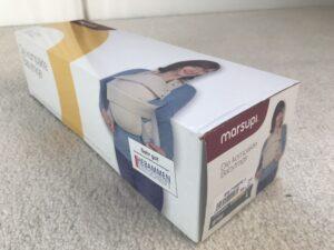 Sealed branded original box with Marsupi in